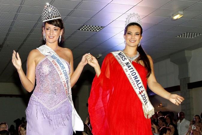 Avec Laurine Le Naviose, la nouvelle Miss Franche-Comté !