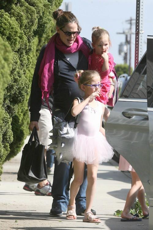 Même enceinte de son petit Samuel, Jennifer Garner assure !