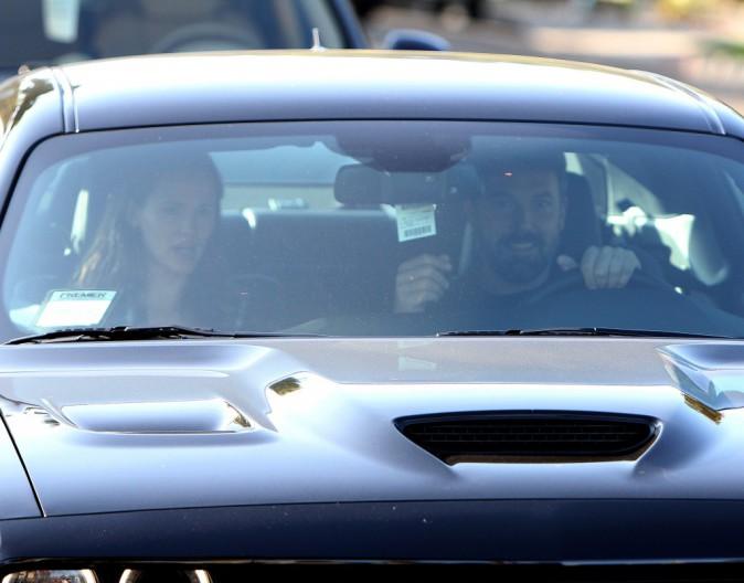 Ben Affleck et Jennifer Garner : Essayeraient-ils d'arranger les choses ?