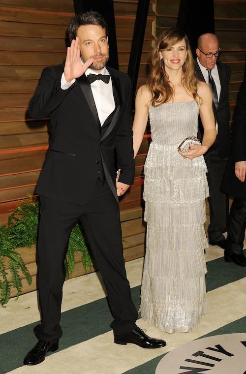 Aux Oscars en mars 2014