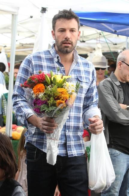 Ben Affleck le 4 novembre 2012 à Brentwood