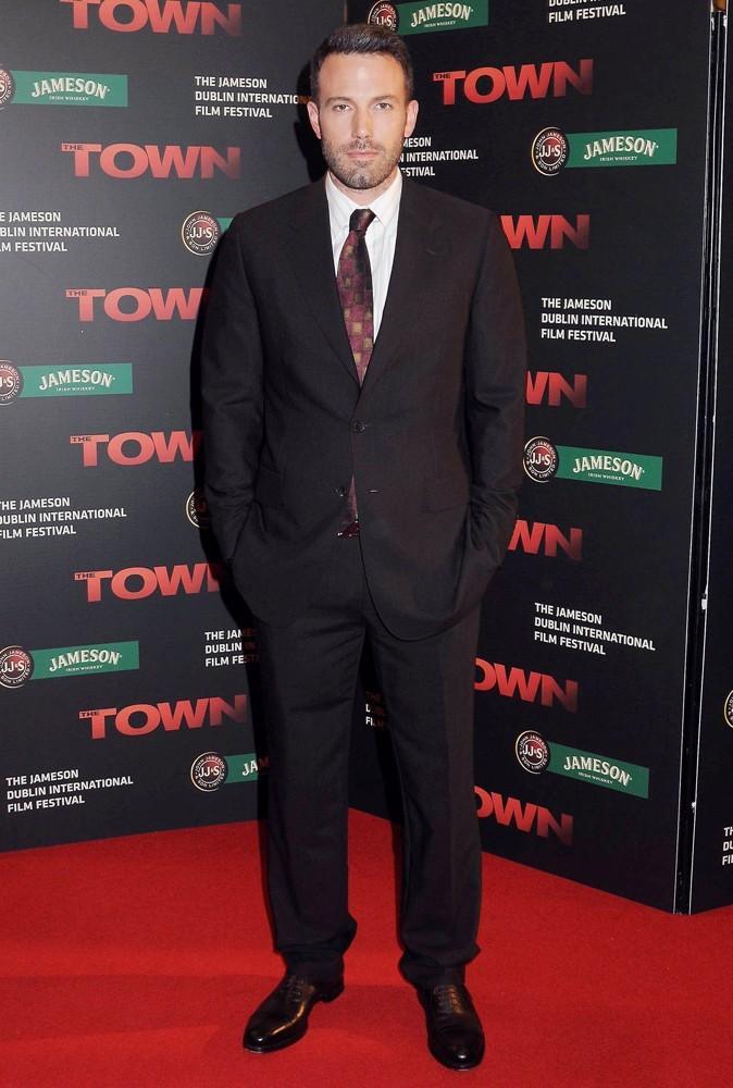 Photos : Ben Affleck en 2010