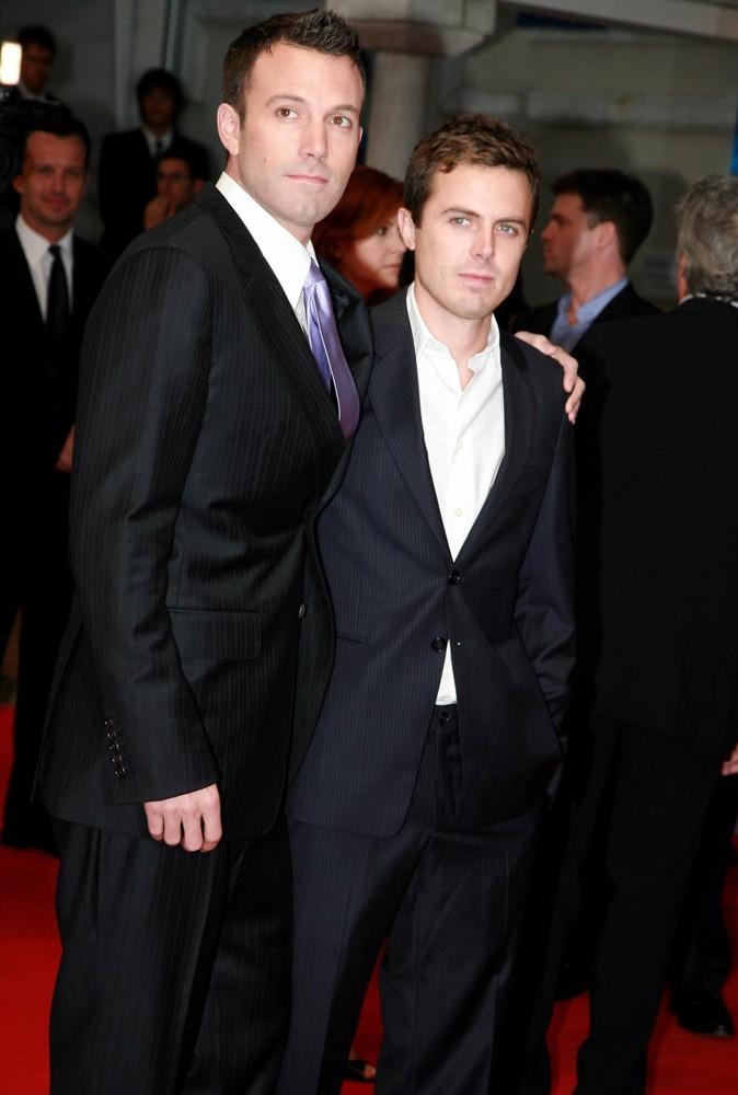 Photos : Ben Affleck et son frère Casey en 2007