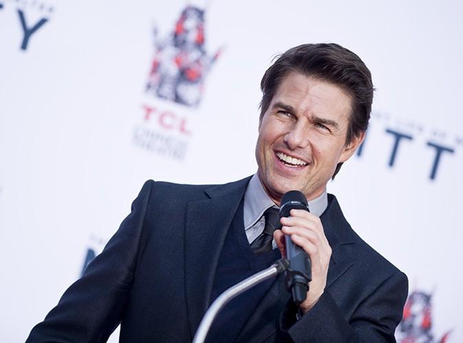 Tom Cruise à Los Angeles le 3 décembre 2013