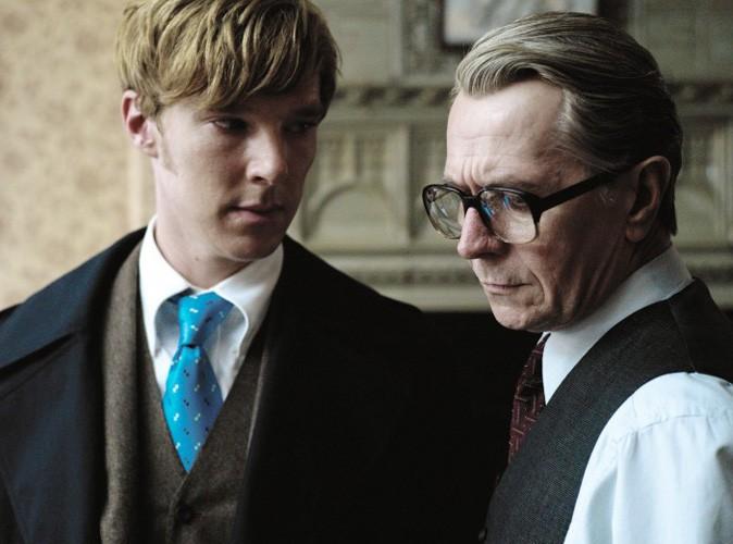 Benedict Cumberbatch dans La taupe !