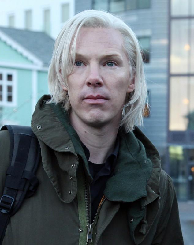 Benedict Cumberbatch dans Le cinquième pouvoir !