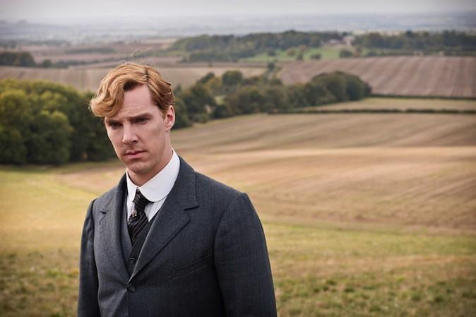 Benedict Cumberbatch dans Parade's End !
