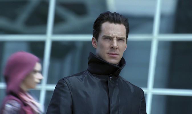 Benedict Cumberbatch dans Startrek into darkness !