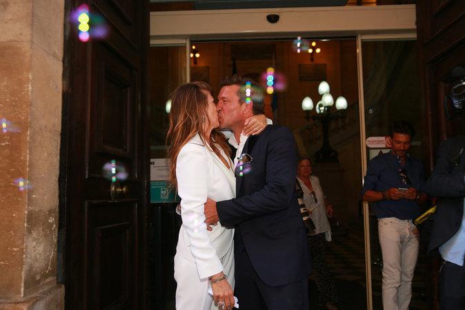 Mariage de Benjamin Castadi et Aurore Aleman, le 27 août 2016 à Marseille