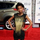 Willow Smith lors de la cérémonie des BET Awards à Los Angeles, le 1er juillet 2012.