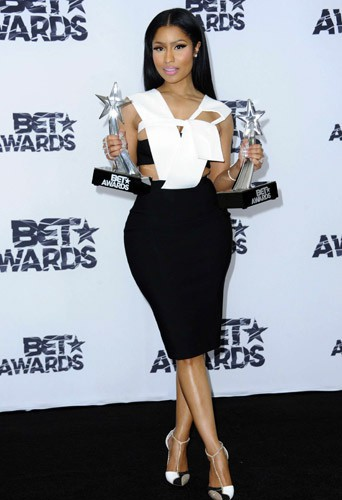 Photos : BET Awards 2015 : Beyoncé championne absente, Nicki Minaj la remplace… Tout le palmarès !