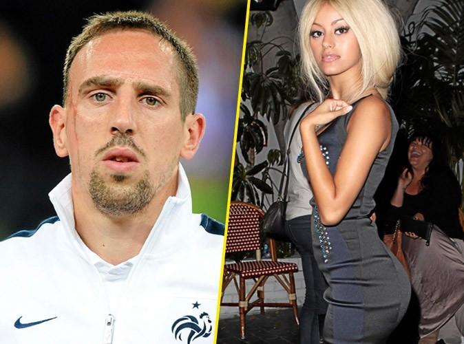 Zahia VS Franck Ribéry