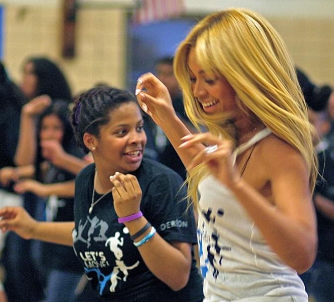 Beyoncé sait se trémousser !