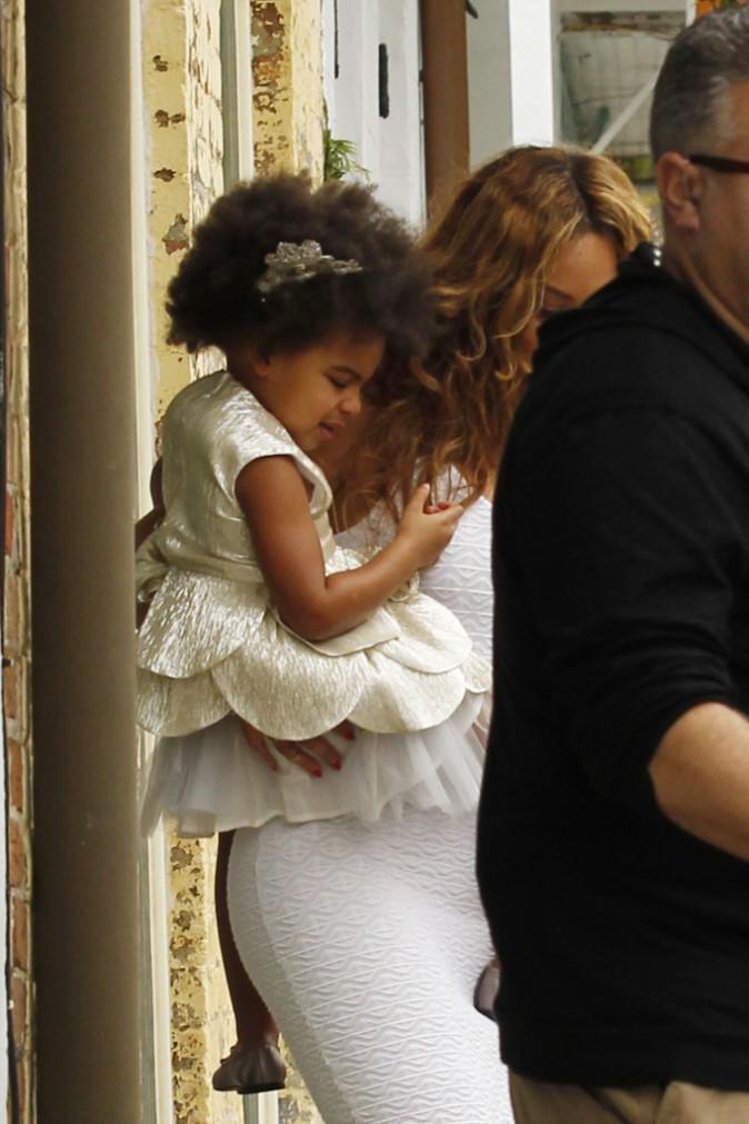 Beyoncé et Blue Ivy au mariage de Solange Knowles !