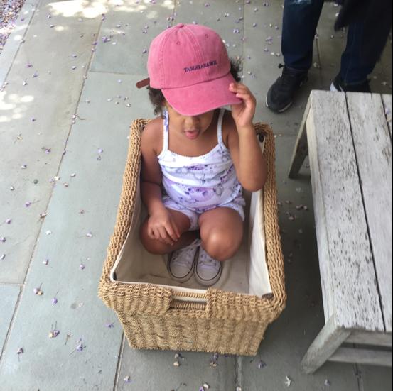 Blue Ivy le 8 juin 2015