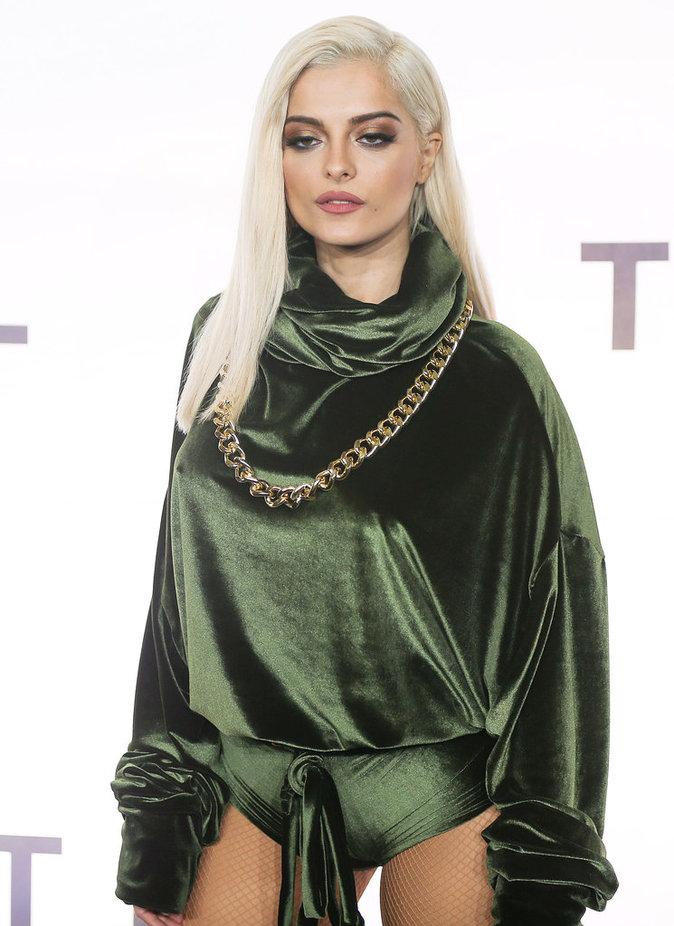 Bebe Rexha lors de la soirée Tidal x 10/15