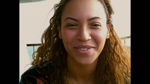 Beyoncé dans son documentaire Life is but a Dream