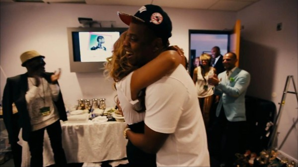 Beyoncé et Jay-Z dans le documentaire Life is but a Dream