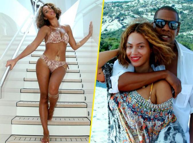 Beyonc� d�voile les coulisses de ses derni�res vacances... Et plancherait sur un nouvel album avec Jay-Z !