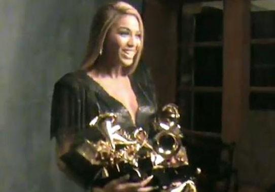 Le jour où elle a remporté tous ces Grammy Awards la même soirée !