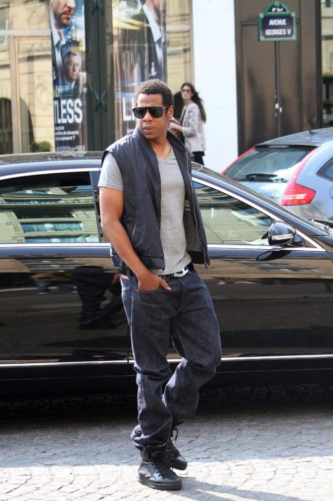 Pâques ou pas, Jay Z garde le même look !