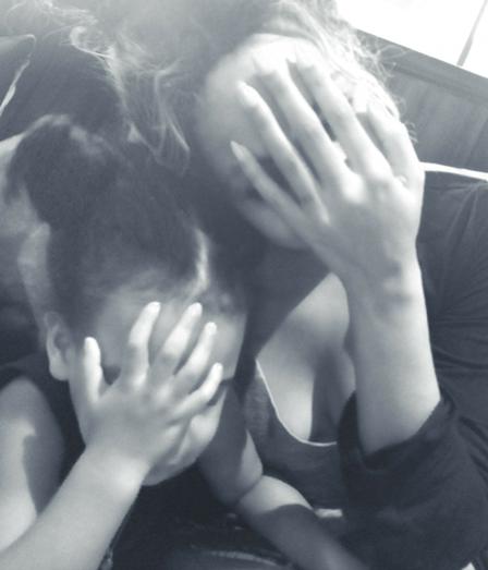 Photos : Beyoncé et Blue Ivy : question manucure, c'est telle mère, telle fille !
