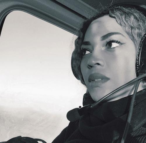 Photos : Beyoncé et Jay-Z : bons baisers glacés d'Islande !