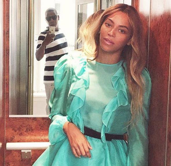 Beyonc� et Jay-Z : du nouveau dans l'ascenseur...