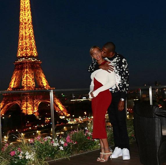 Photos : Beyoncé et Jay-Z : du nouveau dans l'ascenseur...