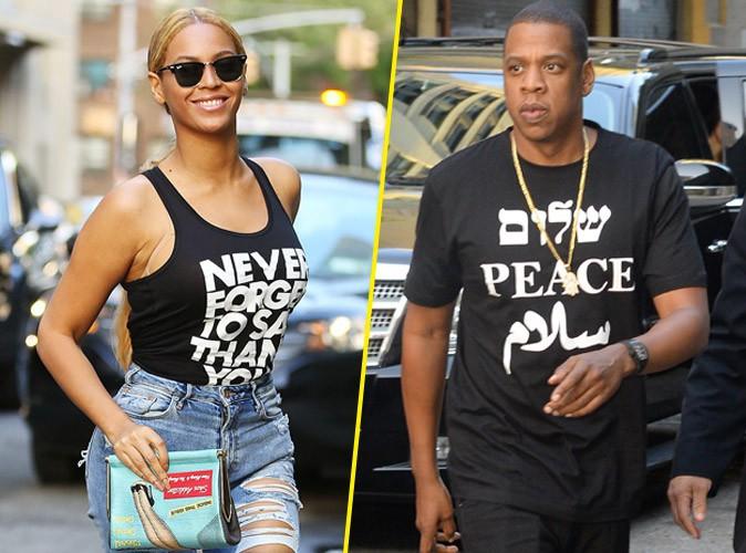 Beyonc� et Jay-Z en mode