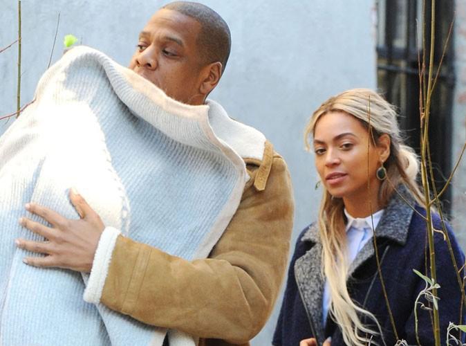 Beyoncé et Jay-Z : hyper protecteurs pour déjeuner à Brooklyn avec Blue Ivy !