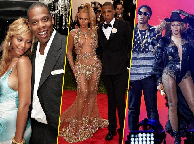 Beyoncé et Jay,Z