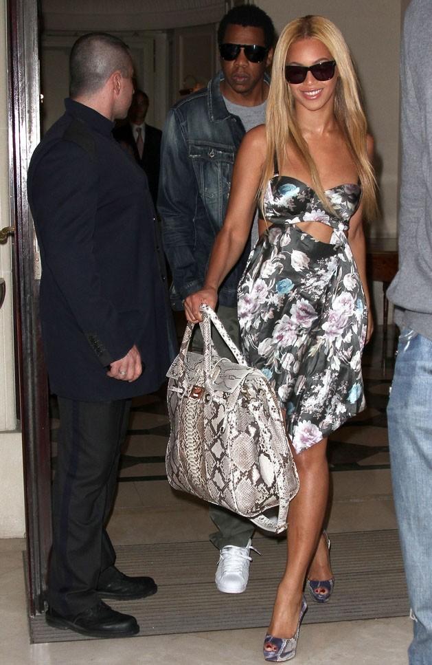 Beyoncé et Jay Z à Paris !!
