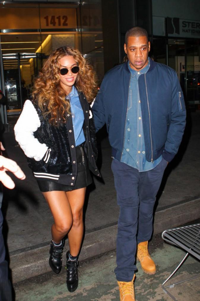 Photos : Beyoncé et Jay-Z : les rumeurs ? Balayés !