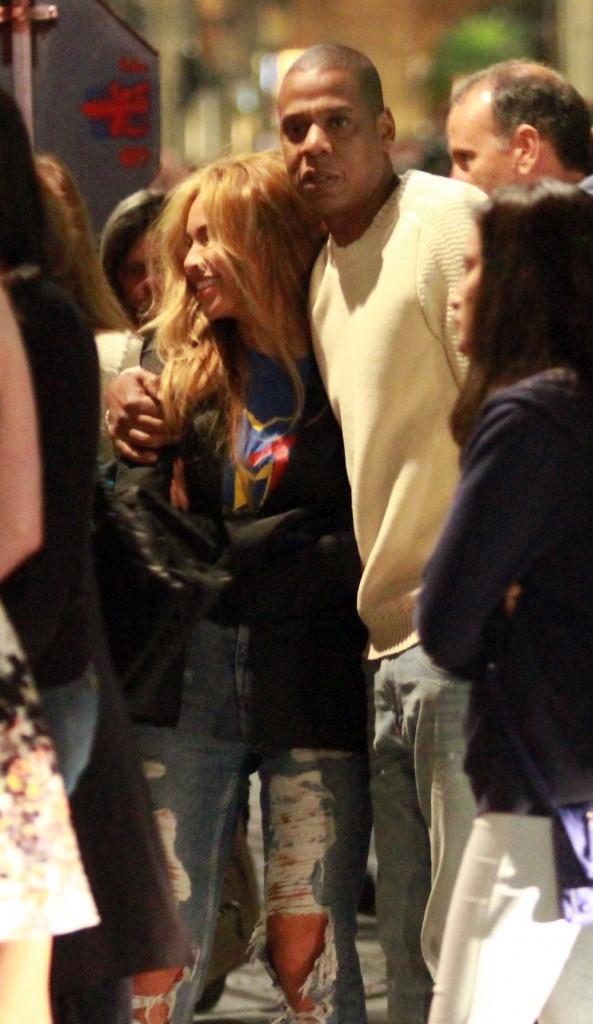 Photos : Beyoncé et Jay-Z : les rumeurs de divorce ? Ils en sont loin !