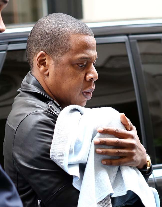 Jay-Z, rappeur la nuit, papa le jour !