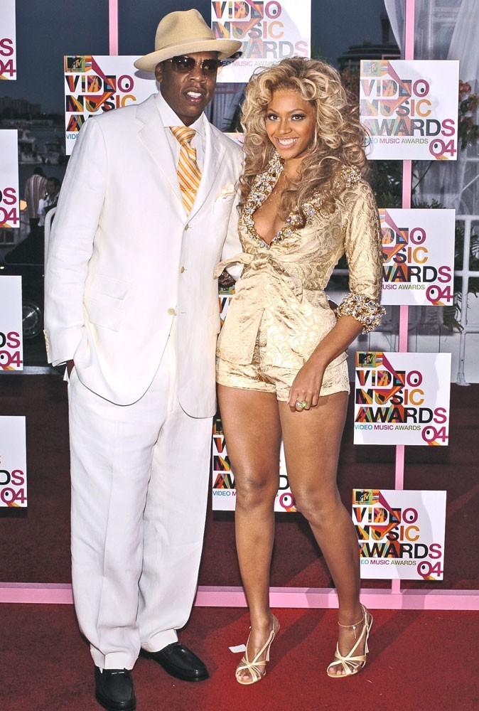 Photos : Beyoncé et Jay-Z en 2004