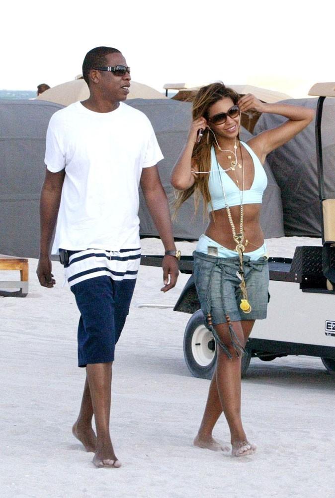 Photos : Beyoncé et Jay-Z en 2006
