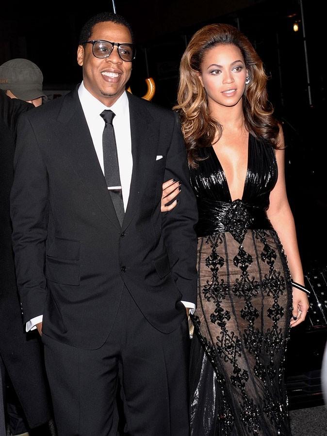 Photos : Beyoncé et Jay-Z en 2008