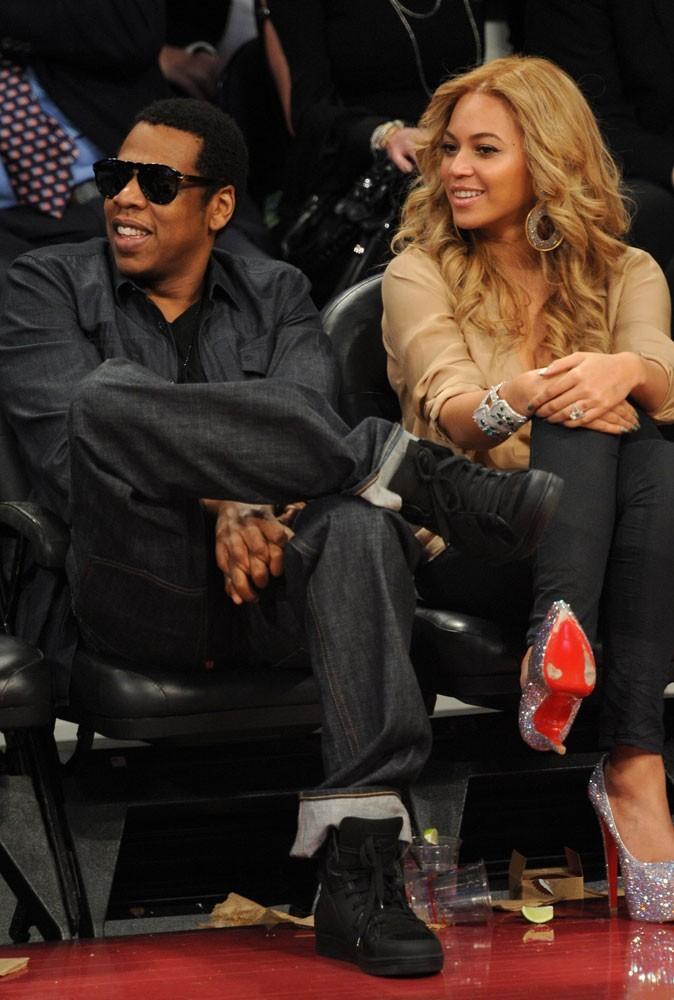 Photos : Beyoncé et Jay-Z en 2011