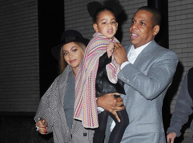 Beyoncé et Jay-Z : soirée ciné VIP avec leur craquante Blue Ivy !