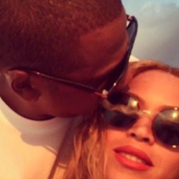 """Photos : Beyoncé et Jay-Z toujours """"Crazy In love"""" !"""