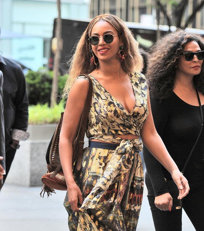 Photos : Beyoncé fait pleurer un gros dur !