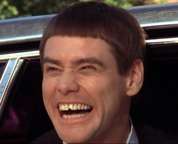 Lloyd Christmas de Dumb and Dumber