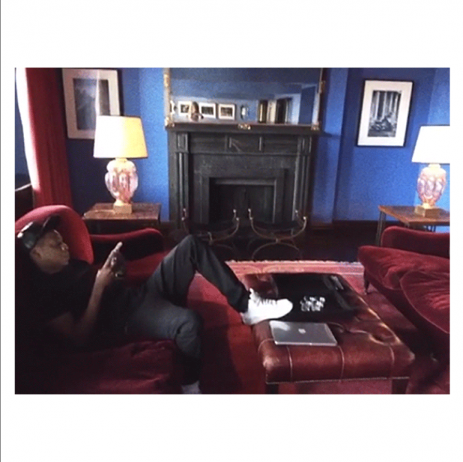 Jay-Z le 3 juin 2015