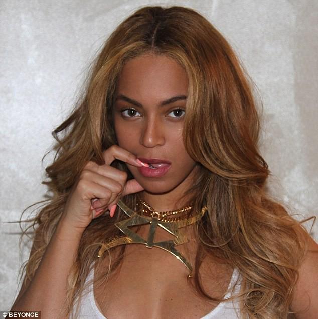Beyoncé en Italie