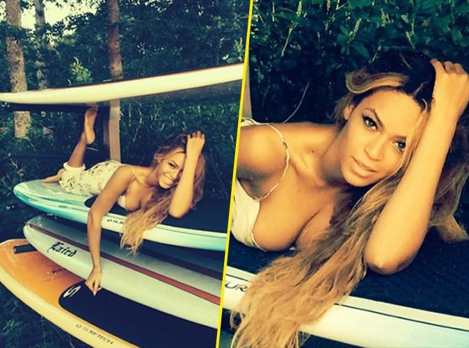 Photos : Beyoncé : sexy, radieuse et heureuse, entre deux concerts, elle prend du bon temps avec Jay-Z !