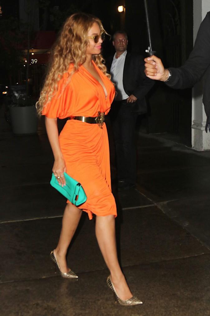 Beyoncé le 27 mai 2015