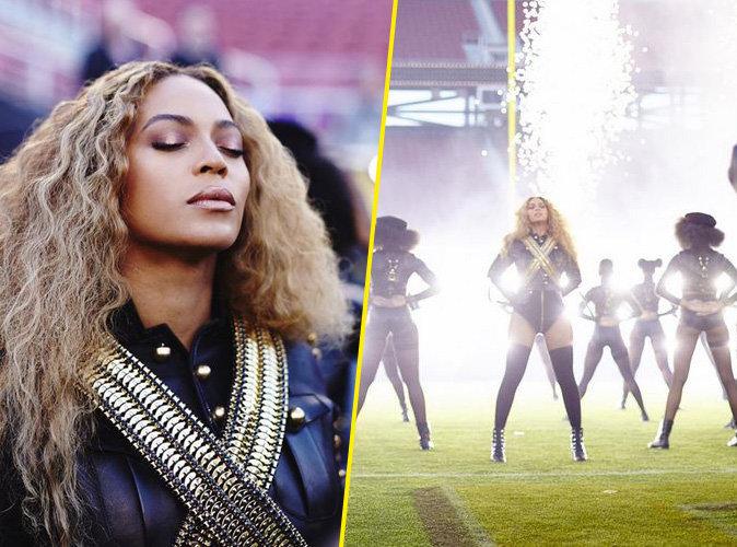 Beyonc� : tenue sexy et show de folie, c'est elle la reine du Super Bowl !