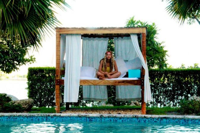 Beyoncé au paradis ? Non, en vacances !